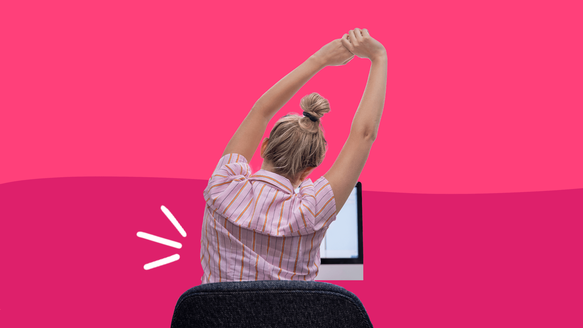 Your guide to fighting lower back pain while working at home
