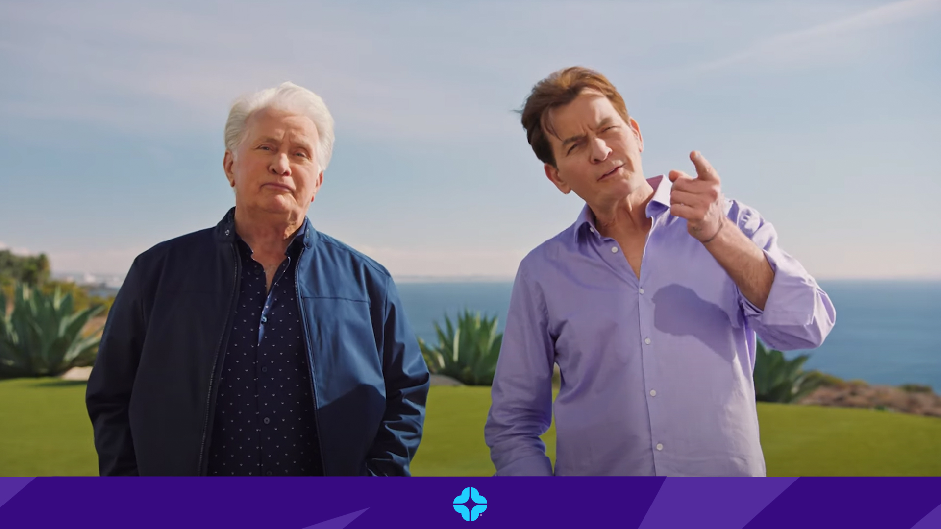 Martin Sheen and Charlie Sheen share Rx discount info in new SingleCare commercials