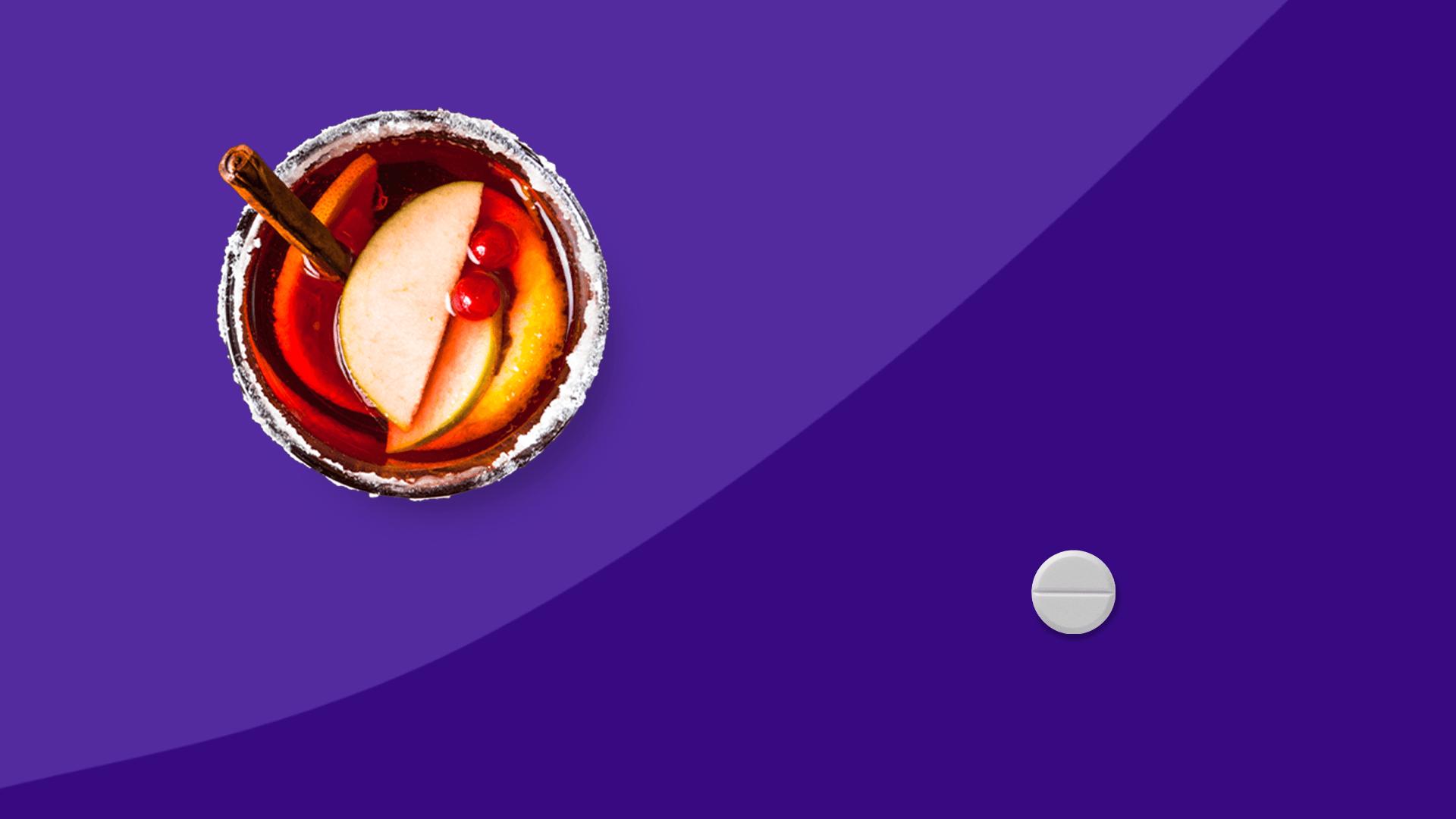 Alcohol and nausea medicine: Can I mix Dramamine and alcohol?