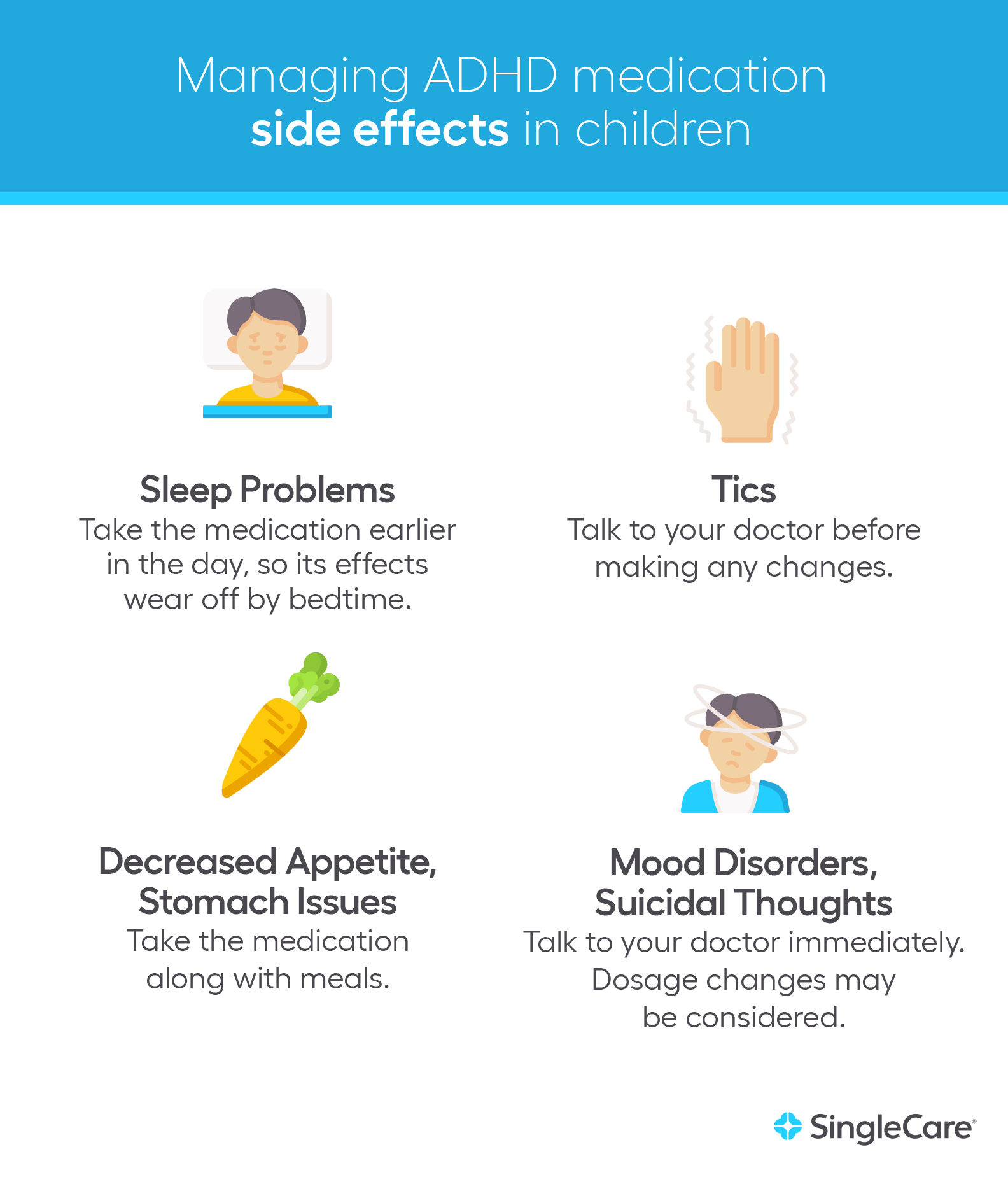 managing ADHD side effects