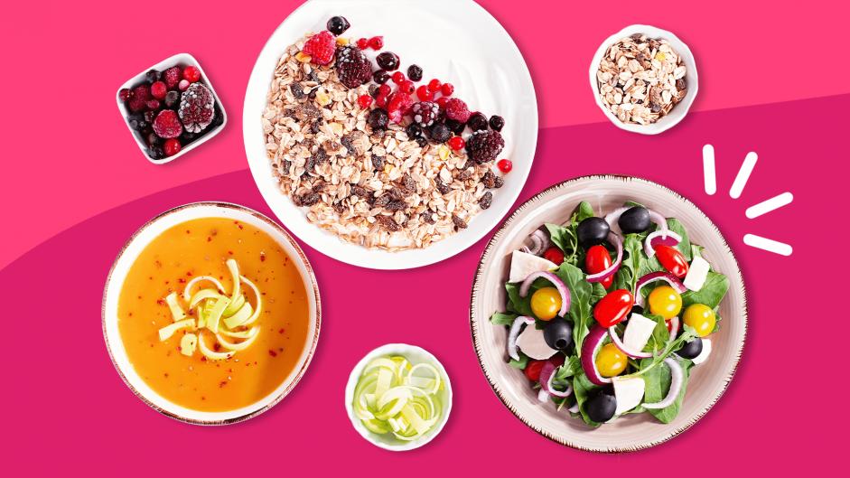 The best diet to reduce menopause symptoms