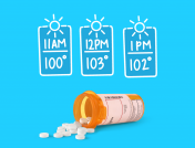 Summertime medication safety tips: How to keep your Rx protected when it's hot