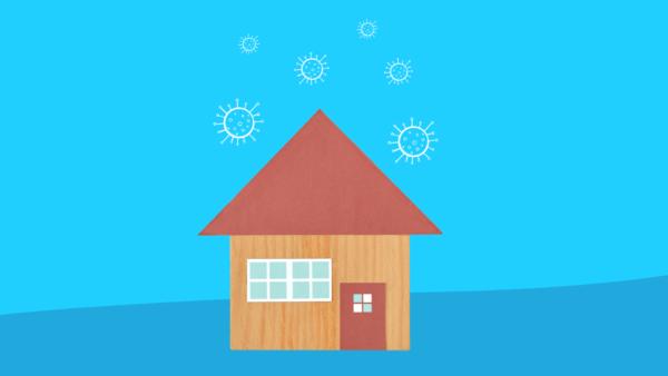 Can I go outside while self-isolating for coronavirus?