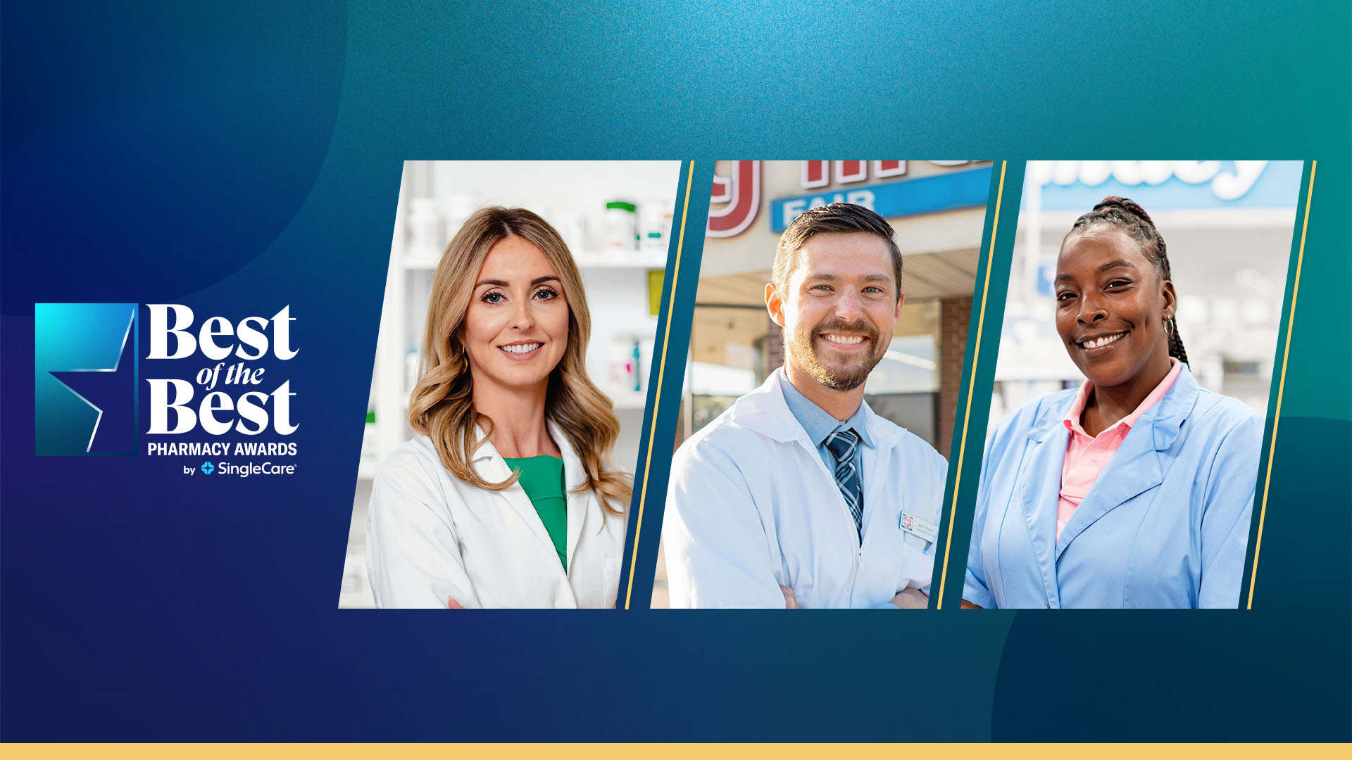 SingleCare Announces Third Annual 'Best of the Best Pharmacy Awards' Recognizing 25 of the Nation's Top Pharmacists, Techs, and Teams